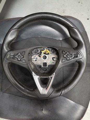 Kierownica Podgrzewana Skóra Opel Astra K 5 2015+
