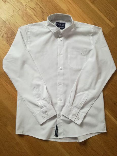 Biała koszula CoolClub r.152