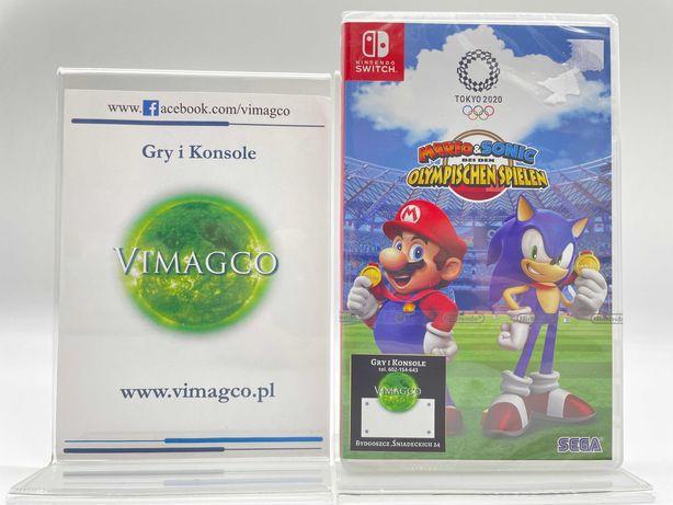 Mario & Sonic Olimpiada 2020 Nintendo Switch Sklep Vimagco  PROMOCJA