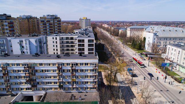 Mieszkanie Centrum Lublin przy Al. racławickich