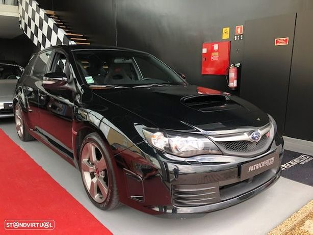 Subaru Impreza WRX-STI