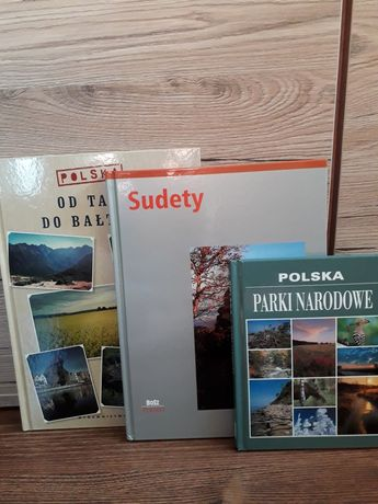 Parki narodowe Polski Sudety...