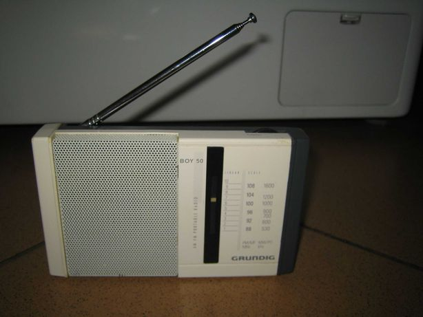 Радиоприемник Grundig Boy 50