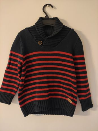 Sweter h&m ciepły