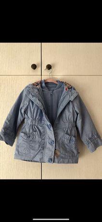 Kurtka jesienna z bluzą Coccodrillo 86