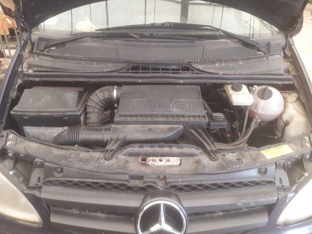 Silnik 2.2 cdi mercedes vito w639 . Vito 109 .