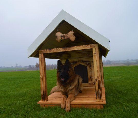Buda dla psa Solid