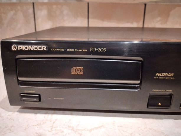 Pioneer cd pd-203