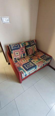 PILNE Fotel rozkładany
