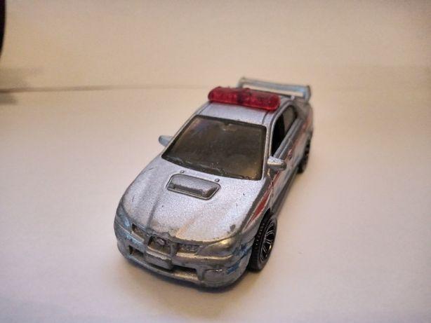 Matchbox Subaru impreza WRX 2007 rok