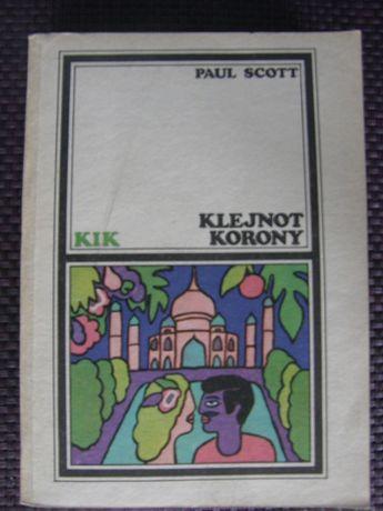Klejnoty korony - Paul Scott