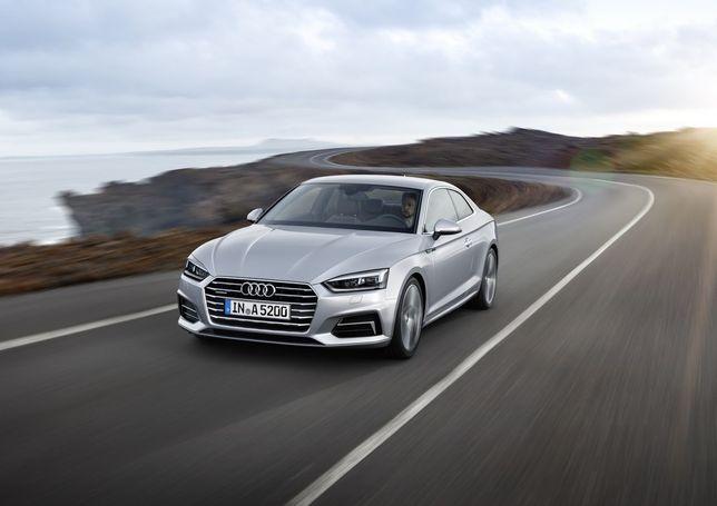 przód Audi A5 S-line S5 8W6