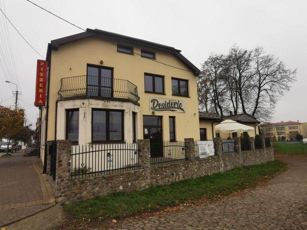 Bar gastronomiczny - budynek usługowo-mieszkalny