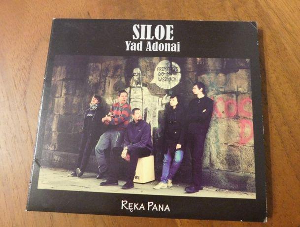 płyta zespołu Siloe Yad Adonai Ręka Pana