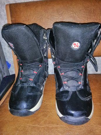 Sonic ботинки для сноуборда 25.5 см