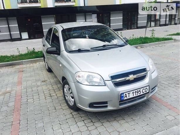 Chevrolet Aveo LS Корейська збірка Шевролет Авео