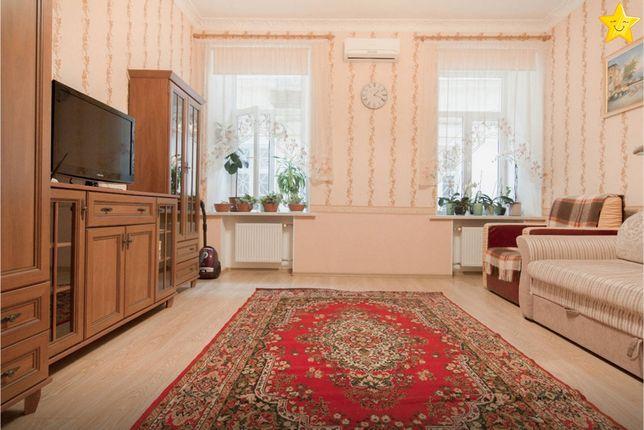 Своя двухкомнатная квартира в центре Базарная/Осипова