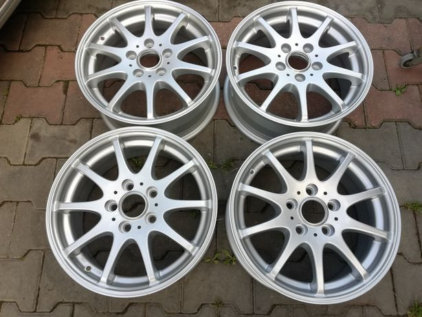 Felgi aluminiowe 15 Ford volvlo 5x108 et48 Nowe