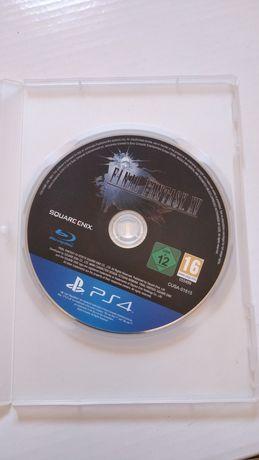 Gra na PS4 Final fantasy XV, wersja UK
