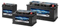 NOWY Akumulator HART (Varta) 35AH 300A 187x127x227