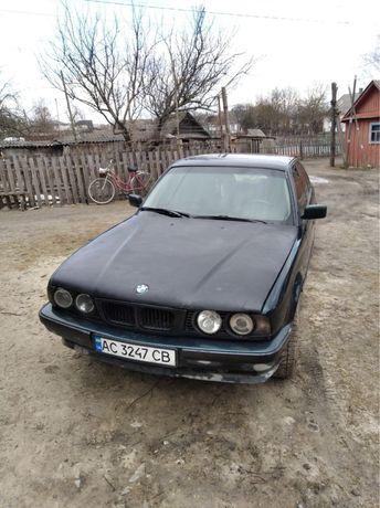 Автомобіль, автомобиль bmw e34 525 1995 року