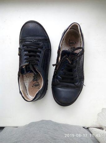 Натуральная кожа детская ортопедическая обувь