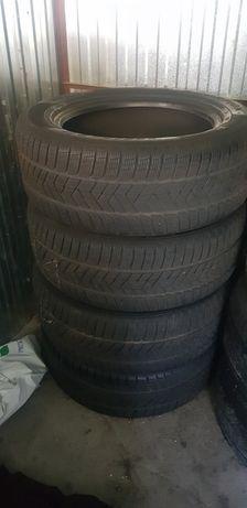 Używane opony zimowe 4 szt pirelli 255/55r19