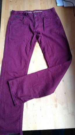 Spodnie Denim regular fit dżinsy jeans