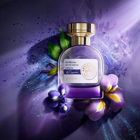 Woda perfumowana Artistique Iris Fetiche Avon