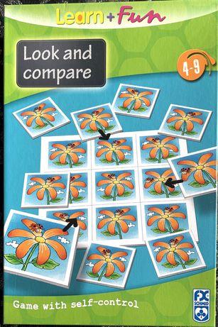 Look and Compare - gra na spostrzegawczość 4-9 lat