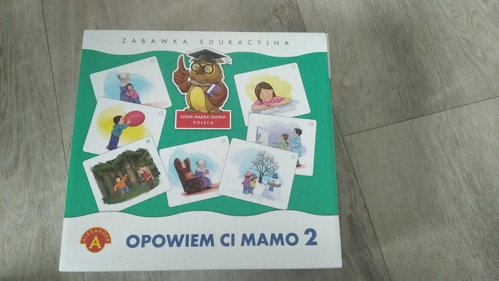 Opowiem Ci mamo 2 zabawka edukacyjna Szczecin - image 1