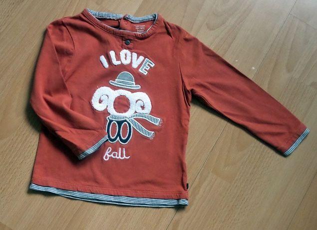 OBAIBI bluzka dla chłopca 86