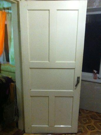 Дверь деревянная. 500 руб.