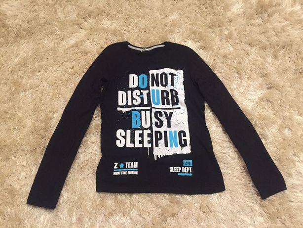 bluzka koszulka dla chłopca 8-9 roz . 146