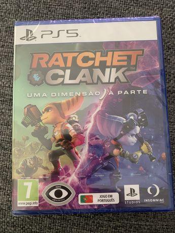 Ratchet and Clank: Uma dimensão à parte - PS5