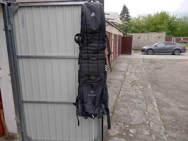 ADIDAS -oryginalna torba, plecak na kółkach. Golf, wędkarstwo.