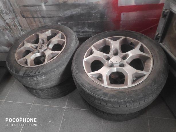 Jantes 16 Opel com pneus