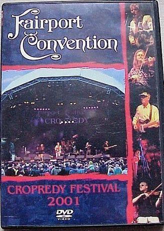 Fairport Convention – koncert na DVD z Cropredy Festival 2001