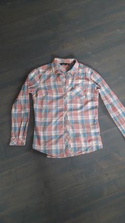 Жіноча фірмова рубашка сорочка 100% коттон 46 розмір