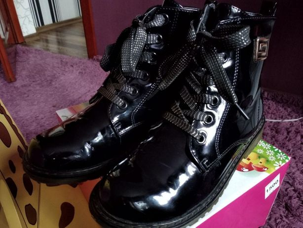 Ботинки р. 32 стелька 20 см (400 руб)
