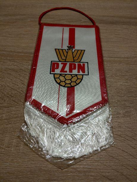 Proporczyk PZPN Polski Związek Piłki Nożnej (stare logo)
