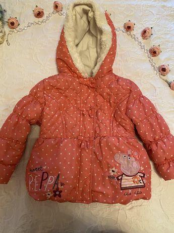 Куртки на холодную осень-весна, еврозима George на 2-3 года