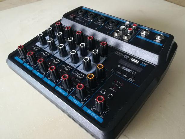 Mesa da audio mini