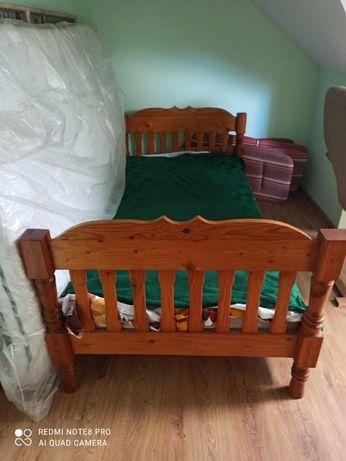 Łóżko drewniane 190x90