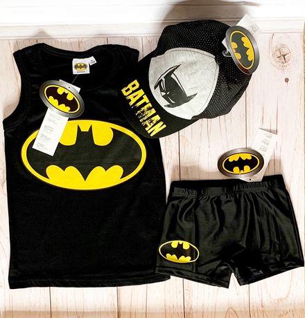 Фирменные майки плавки купальные Batman Бэтмен Бетмен 6-12 лет