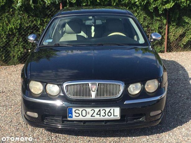 Rover 75 Zarejestrowany I Ubezpieczony W Kraju, Gwarancja