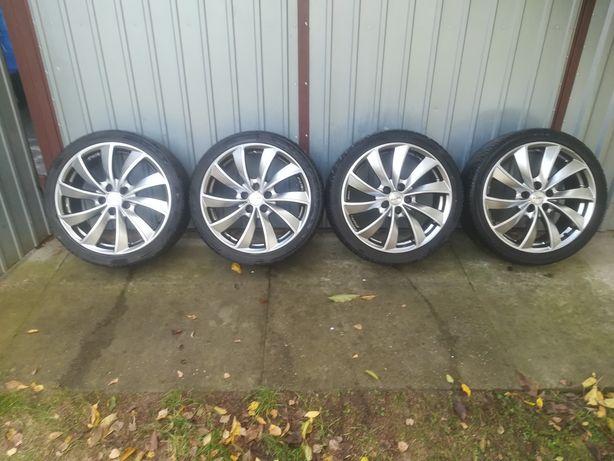 18 cali alufelgi Rial Germany 5x110 Opel, Saab, Alfa Romeo, Fiat