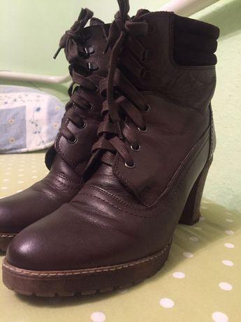 Продам черевички італійські 40р. натуральна шкіра