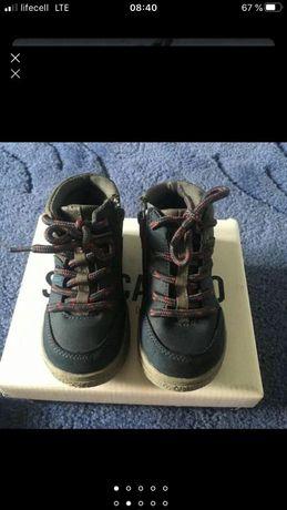 Ботинки хайтопы 23