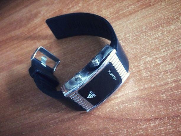Часы adidas и браслет Stainless steel
